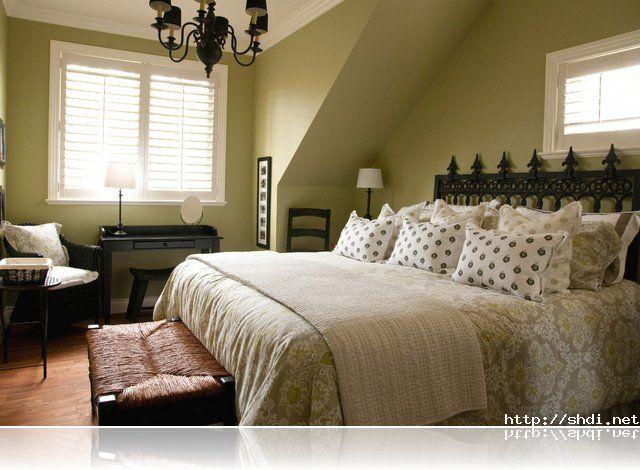 Simple Bedroom Colour Ideas