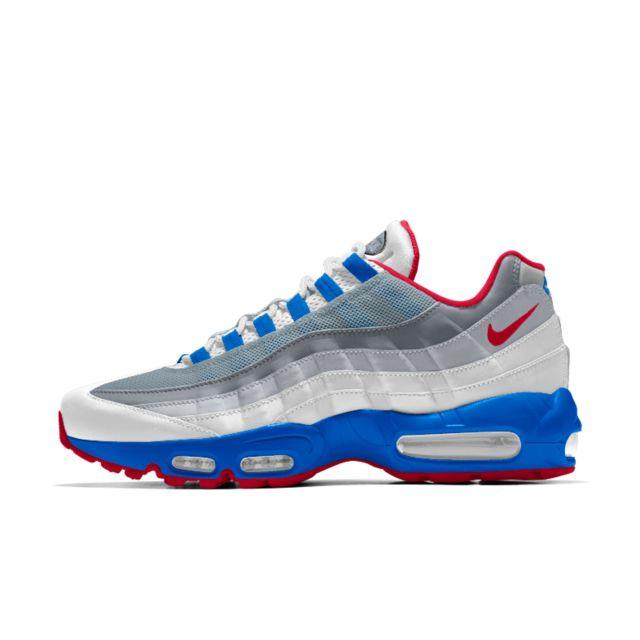 Chaussure Nike Air Max 95 iD pour Homme | Chaussure nike air ...