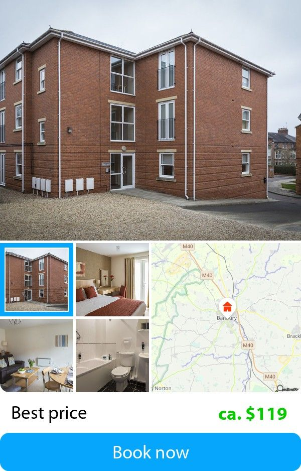 Dashwood Apartments (Banbury, United Kingdom) – Book this hotel at the cheapest price on sefibo.