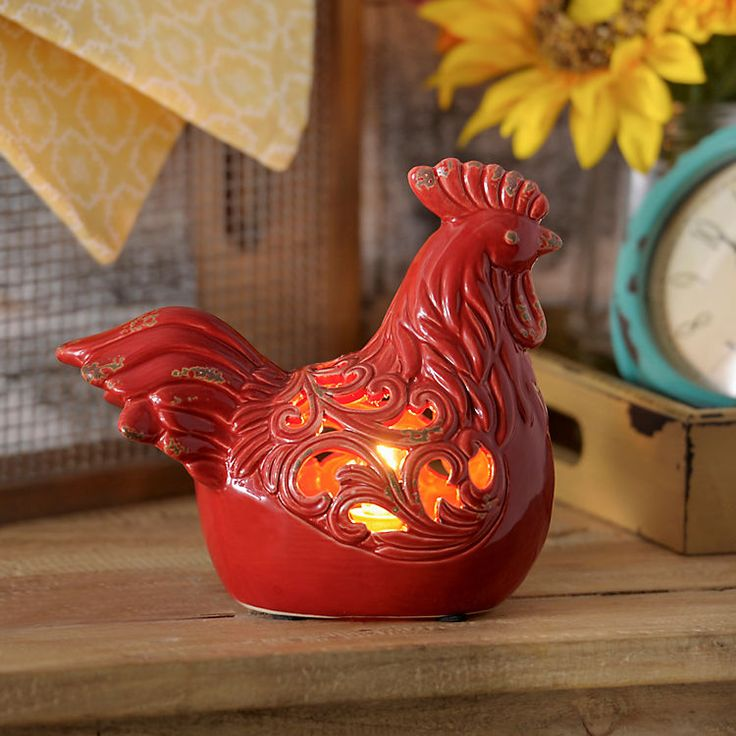 Best 20 Ceramic Rooster Ideas On Pinterest Chickens And