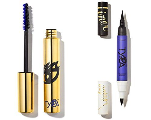 Tyra Banks Makeup Products Line Brand New! Tyra Banks Smack My Fat Lash Mascara Has an Innovative Blue-black Formula That Will Volumize