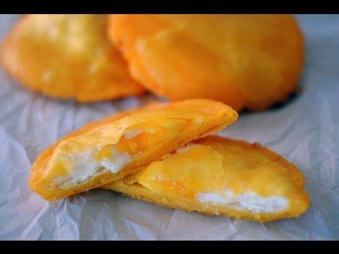 Receta Para Hacer Una Arepa De Huevo - Cómo Hacer Una Arepa De Huevo - Sweet y Salado - YouTube