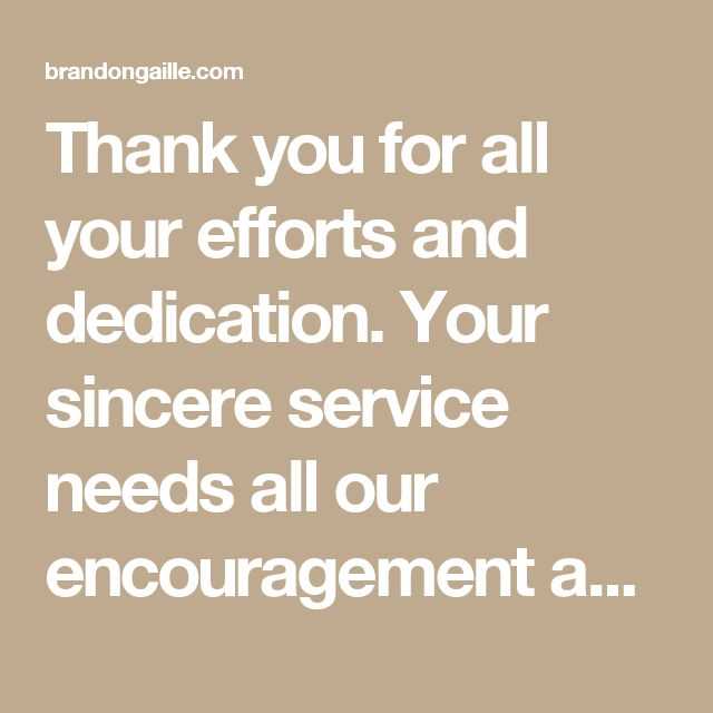 Thanks For All Your Efforts Quotes: Best 25+ Thank You Notes Ideas On Pinterest