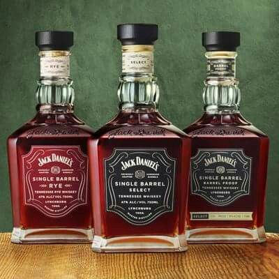 Jack Daniel's Single Barrel Family                                                                                                                                                                                 More