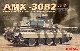 AMX-30B2 MENG 1/35