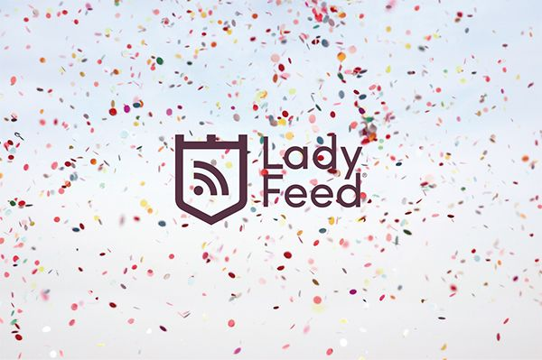 Lady Feed on Branding Served