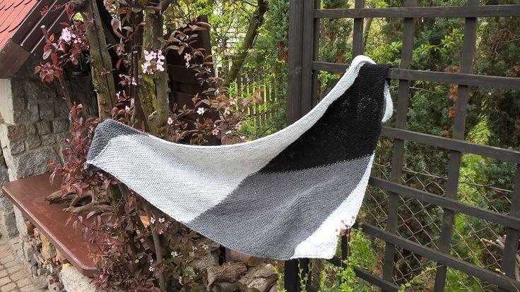 Włóczka Opus Natura 100% akryl #knitting #włóczkomania #wilcze_szepty_art #shawl #chusta