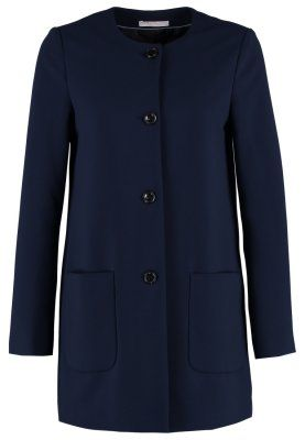 Cappotto corto - cinder blue