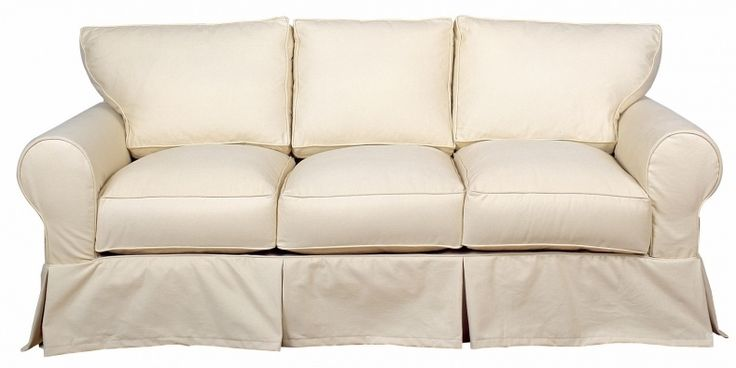 Slipcover For Sofa With Three Cushions