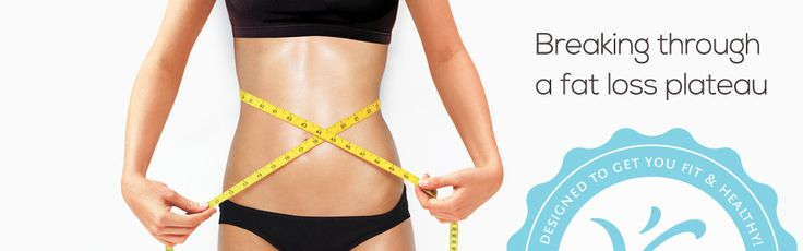 How to break through a fat loss plateau - New You Blog
