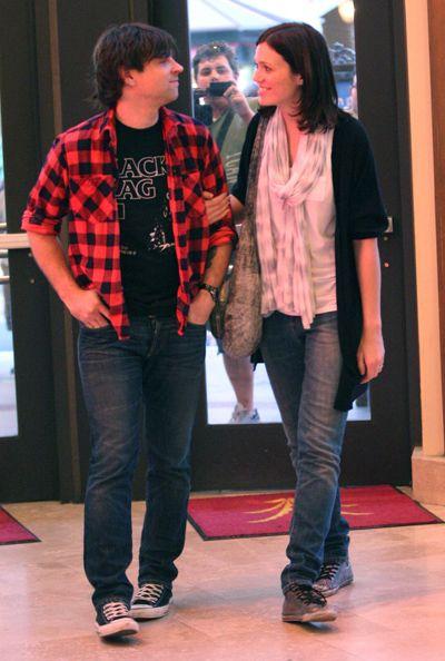 Mandy Moore And Husband Ryan Adams
