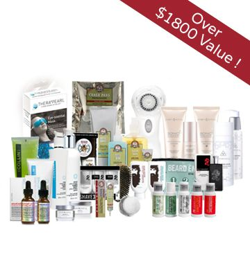 Enter to #win over $1800 #giveaway in luxury his & her beauty products from #beautystoredepot!