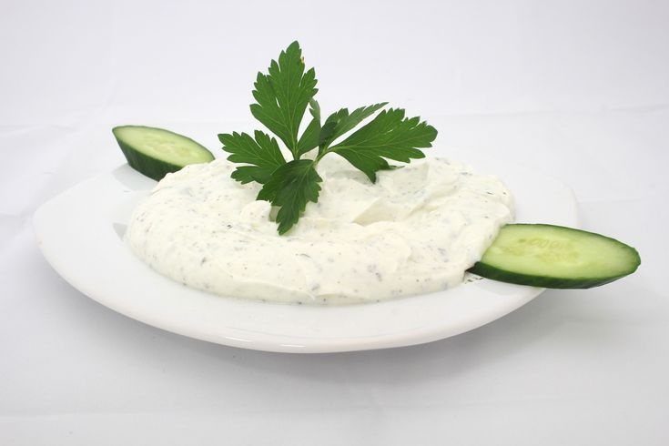 Tzatziki - Yogurt Cucumber Dip - Powered by @ultimaterecipe