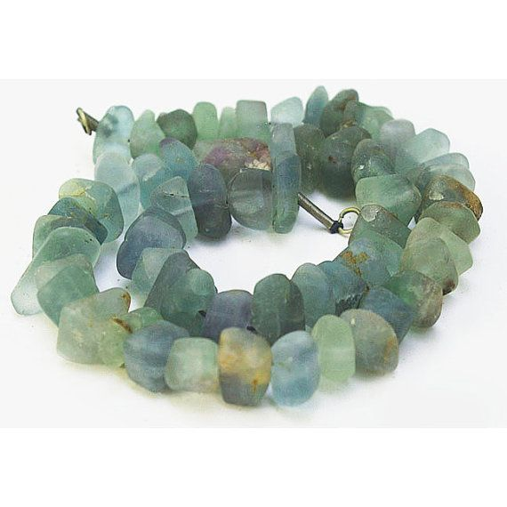 Fluorite....  looks like water... such a beautiful stone!  http://www.etsy.com/listing/88081179/aqua-fluorite-large-nugget-bead-18