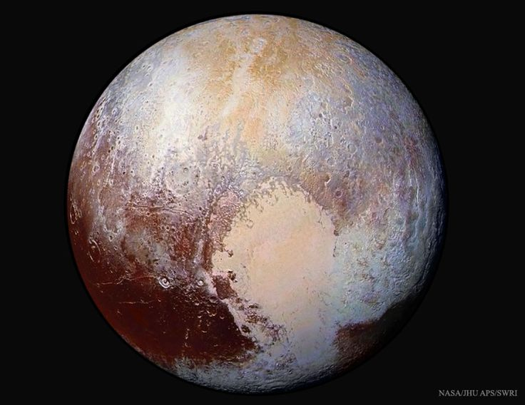 Pluto Is Even More Colorful Than We Realized   33rd Square