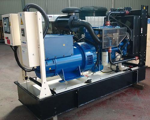 FG Wilson PERKINS Leroy Somer 250 KvA Diesel Generator Set