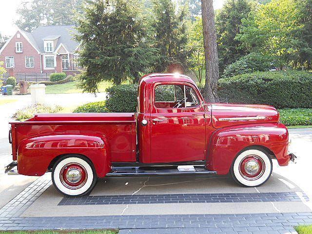 1951 Ford F1 Zu Verkaufen Alte Lkws Pickup Auto Und Ford