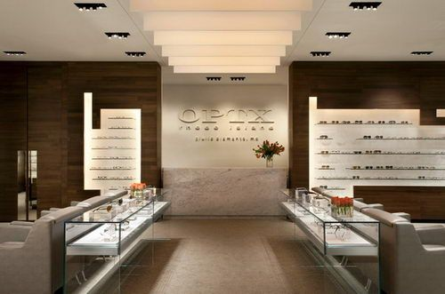 Optx optical store design rhode island inspiring retail and store designs interior for Rhode island interior designers
