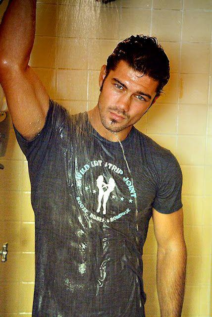 Tees Shirts, Sexy Men, Eye Candies, Ryan Paevey, Shower Time, Hot Guys, Hot Men, Hottie, Male Models