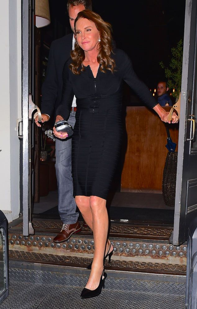 Bruce jenner dress pictures
