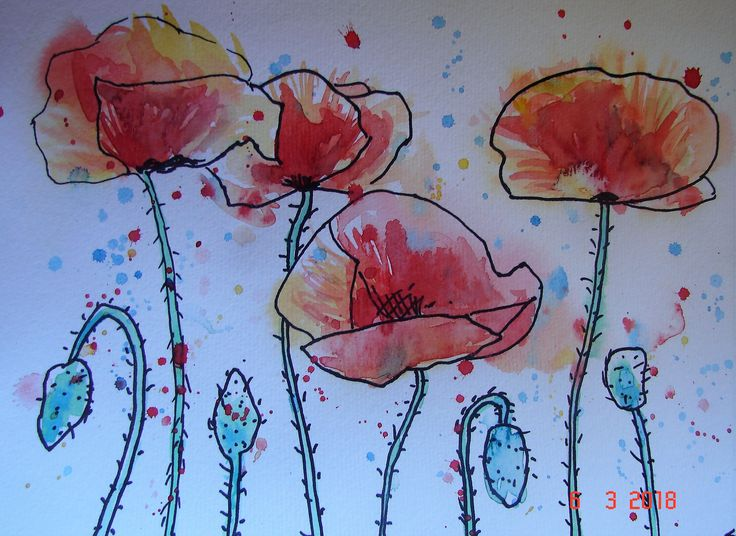Excited to share the latest addition to my #etsy shop: Poppy Watercolour Flower Painting Birthday gift red Poppy Flanders Poppies Original Watercolour Painting Flower floral art red poppy art #art #painting #red #birthday #originalwatercolour #orange #watercolourpainting #flowerpainting # poppy art #red poppy painting http://etsy.me/2oU5QWZ