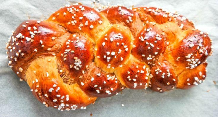 Húsvéti fonott kalács recept | APRÓSÉF.HU - receptek képekkel
