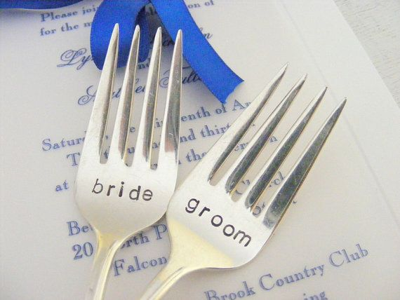 find this pin and more on personalized wedding silverware