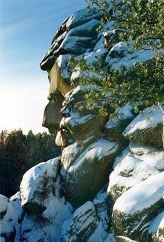 National Nature Reserve ~Stolby~Krasnoyarsk, Russia