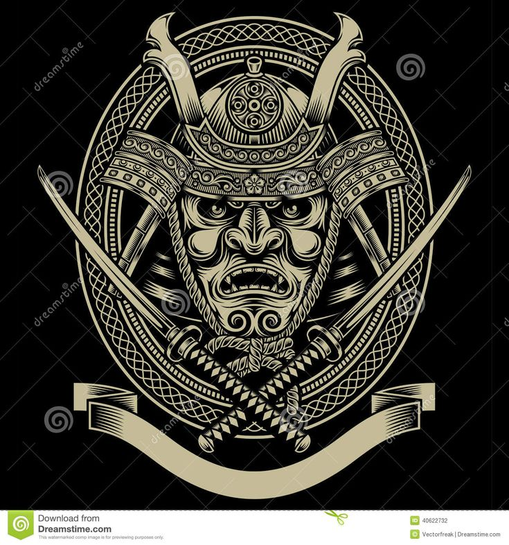 samurai-warrior-katana-sword-fully-editable-vector-illustration-editable-eps-isolated-black-background-image-suitable-40622732.jpg (1300×1390)