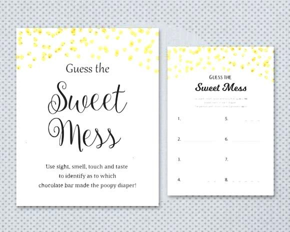 Printable Confetti Download Diapers Diaper Shower Guess Messy Poopy Sweet Games G Chocolate Bar Diaper Sweet