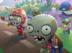 "Plants vs Zombies Adventures is PopCap's facebook version of the popular computer game. PvZ features a game called ""brain ball"" that has taken..."