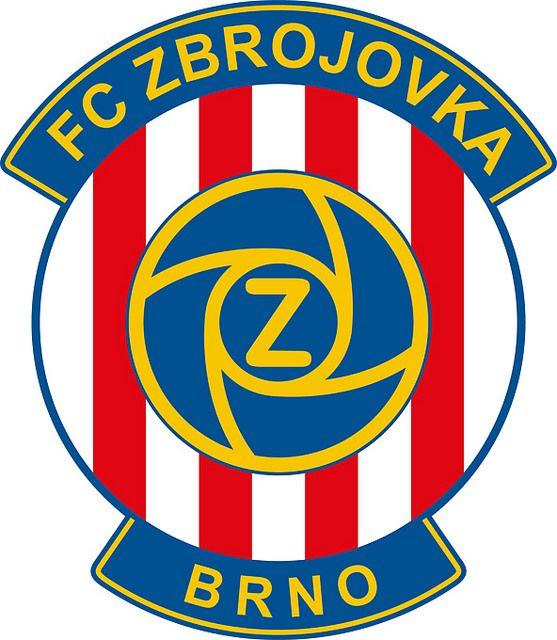 FC Zbrojovka Brno | Country: Česká republika / Czech Republic. País: República Checa. | Founded/Fundado: 1913 | Badge/Crest/Logo/Escudo.