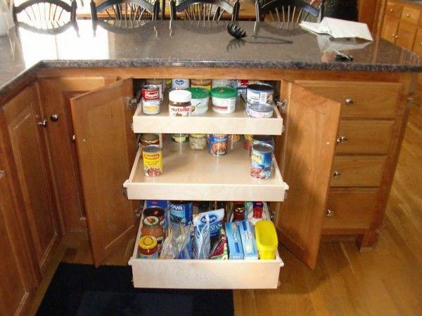 Corner Kitchen Cabinet Storage Ideas best 25+ corner cabinet solutions ideas on pinterest | kitchen