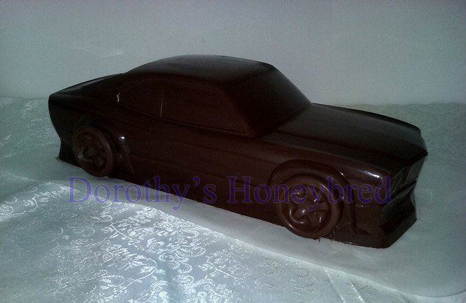 Mazda RX-3 (unpainted) Extra Large scale