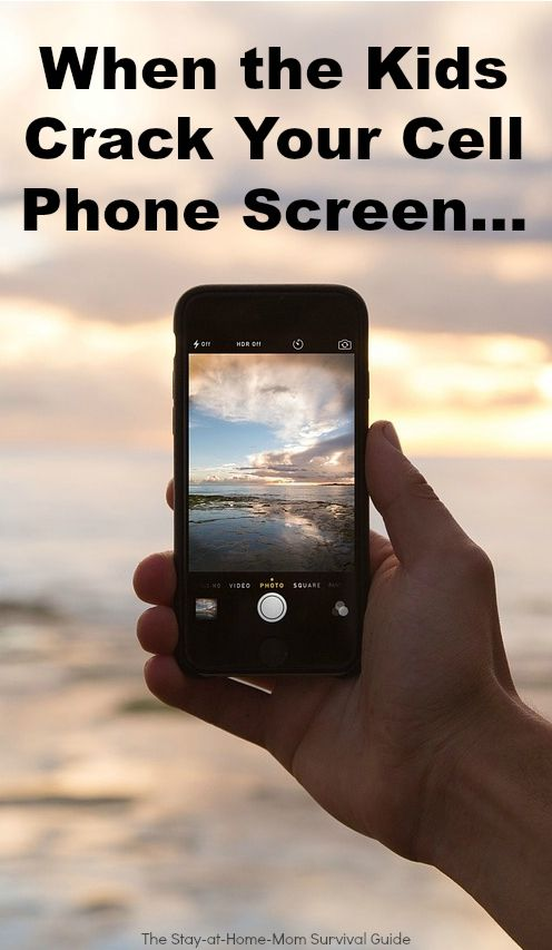 Cell Phone Screen Cracked Repair It Fast Survival Guide