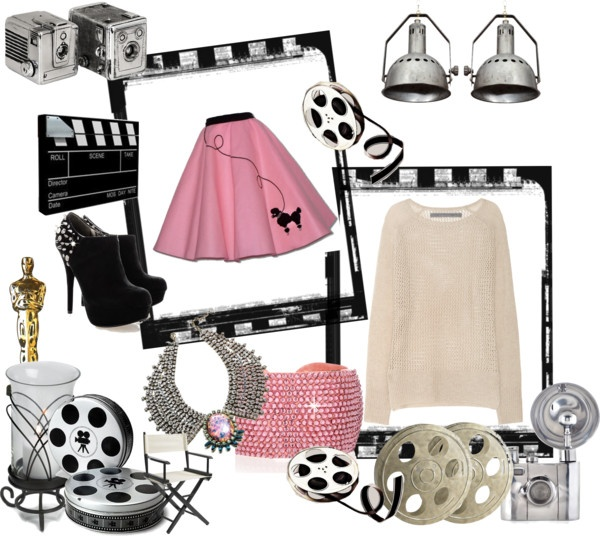"""""""Rock Pink Outfit!"""" by athensfashionclub on Polyvore"""