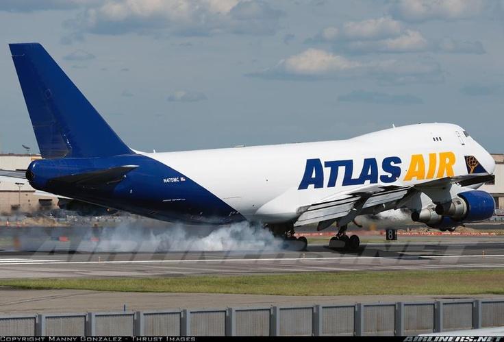 Atlas Air B747