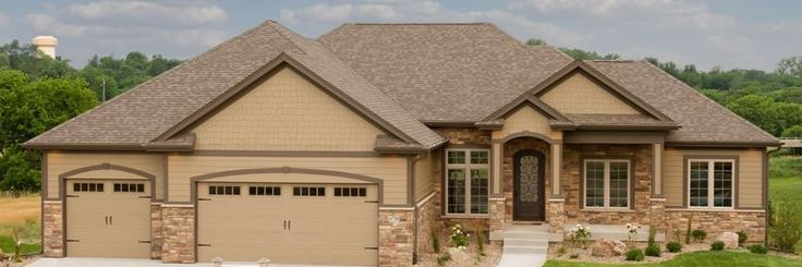Bent Creek Estates, Urbandale, Iowa KRM Development, Windsor Windows & Doors Photography by Kerry Bern, Professional Real Estate Photography