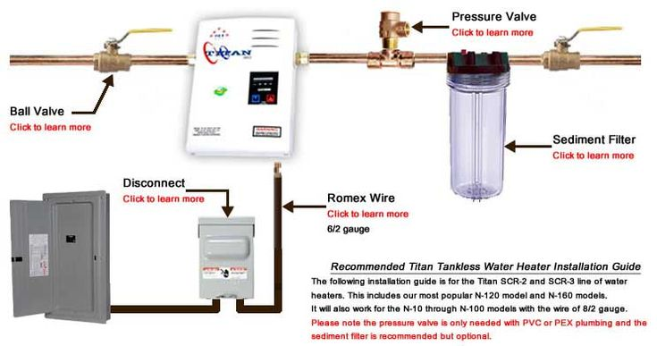 Wiring Diagram Tankless Water Heater : Pin by balboa capital on home remodeling pinterest