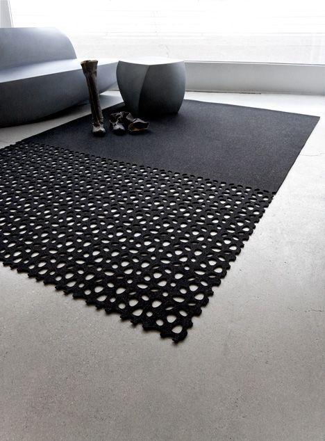 *product design, modern interiors, carpets* - RIVER ROCK CARPET BY BEV HISEY…