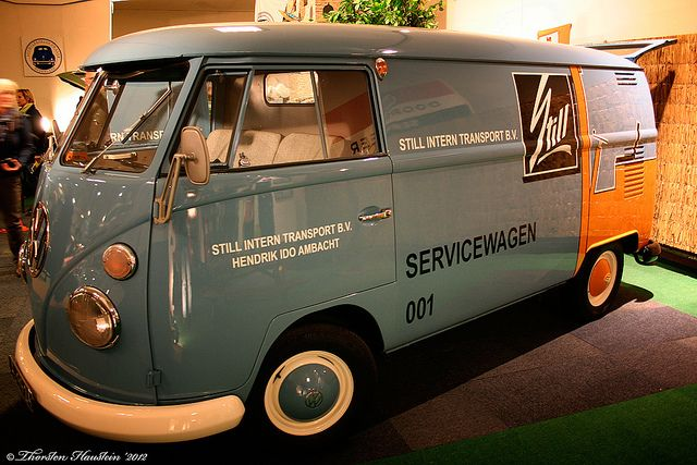 Still Servicewagen by Thorsten Haustein, via Flickr