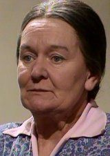Mrs Edna Hall - Mary Hignett. The Last Furlong. Series 1 Episode 9. Original Transmission Date - Sunday 5th March 1978. #AllCreaturesGreatAndSmall #JamesHerriot #YorkshireDales.