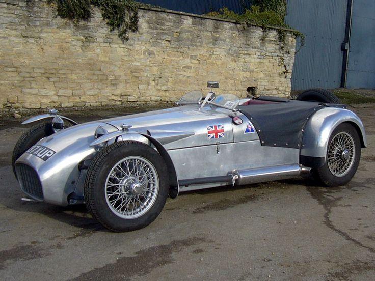 1959 Lotus Seven S1A