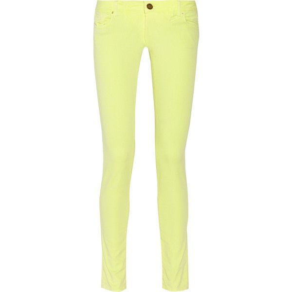 1000  ideas about Yellow Skinny Jeans on Pinterest   Yellow jeans ...