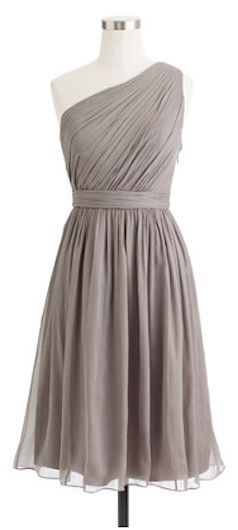 Gorgeous bridesmaid dress | j.crew http://rstyle.me/~1h39e