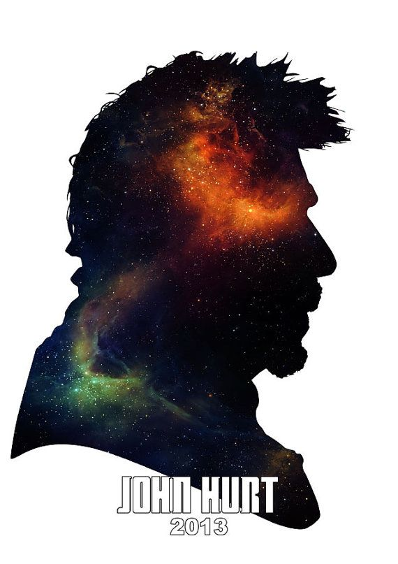 The War Doctor Doctor Who John Hurt INSTANT by BlackSailsUK
