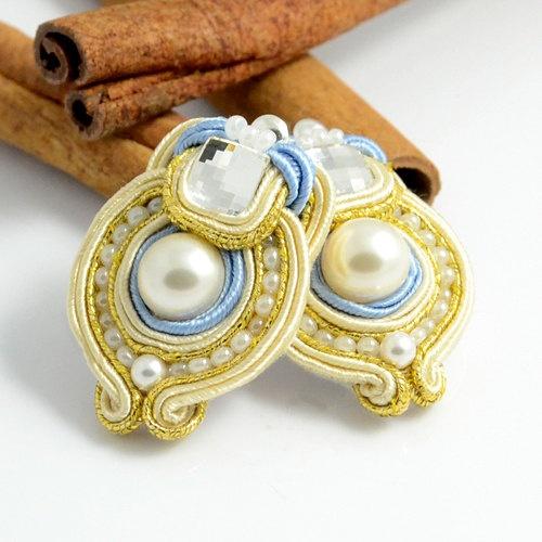 Handmade Royal Soutache Earrings