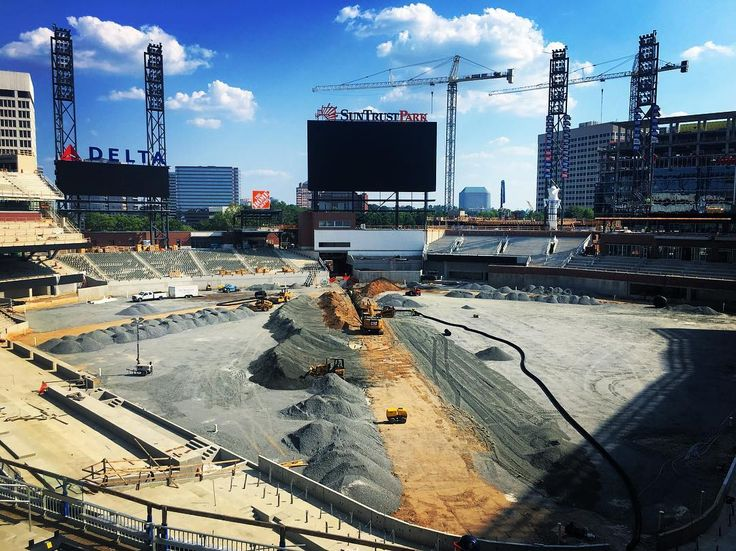 Go behind-the-scenes at SunTrust Park by following 'Braves' on Snapchat!