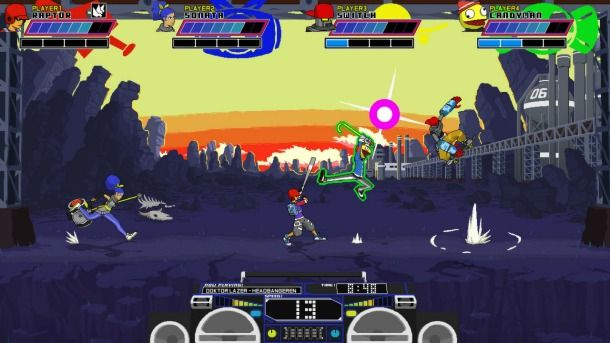 NEWS:  Multiplayer Brawler Lethal League Coming To Xbox One, PS4 #gaming #videogames #gamer