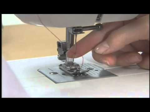 """Brother Sewing Machine (part-1) """"English"""""""